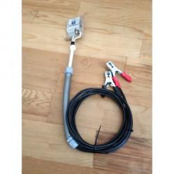 Elektrischer verdampfer für oxalsäure, komplett mit kabel (für 12v-batterie