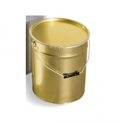 Honigeimer, aus wei?blech, inhalt 25kg