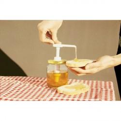 Dispenser für flüssigen honig, kunststoff