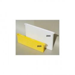 Futtertasche, kunststof, für dadant brutraum mit innerem netz, 30 cm hoch, inhalt 2, 6liter