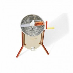 Tangentiale Honigschleuder Micro mit Handantrieb