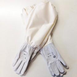 Extra weiche Handschuhe aus Ziegenleder, Größe 7